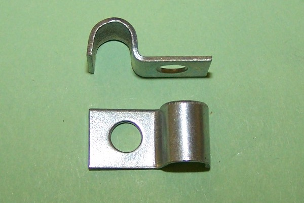 Bresco Vehicle Services Limited Half Saddle Clamp 1 4