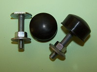Bonnet Buffers. Ford Escort/Cortina MK11, Capri MK2/3 and general application.