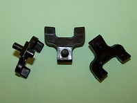 Moulding clip for 21.0mm moulding gap and 4.6mm panel hole. Hillman Hunter, Humber Sceptre Series 3 (Chrysler Models)